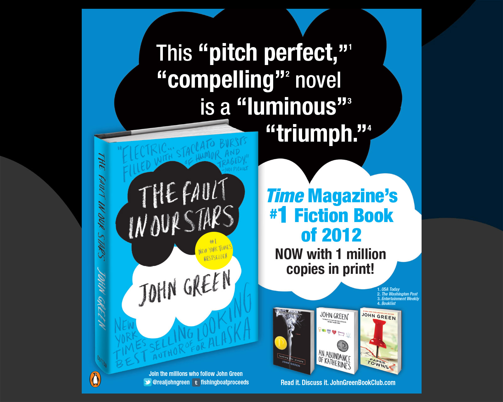 John Green - The Fault In Our Stars - New York Times Book Review
