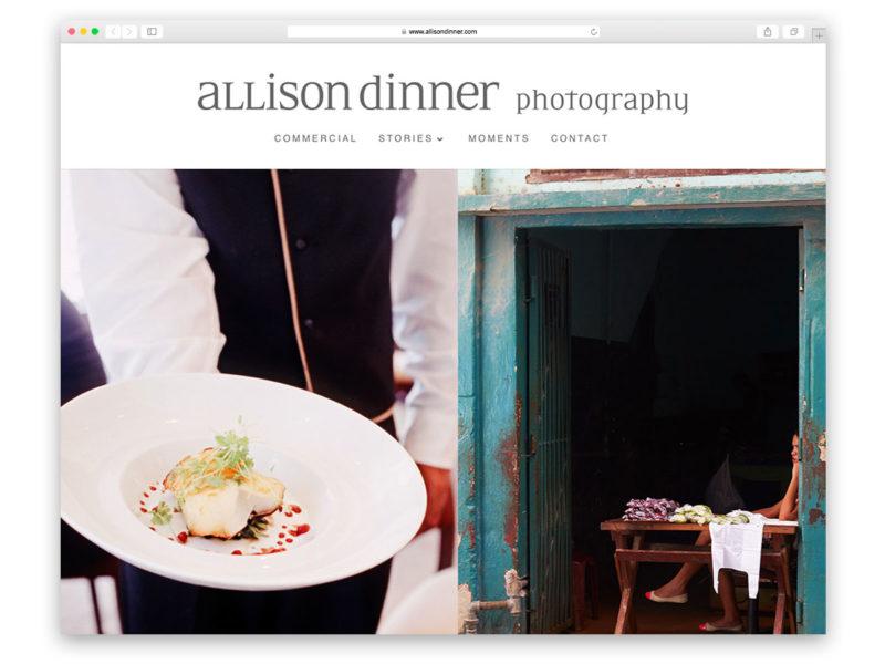 Allison Dinner Photography