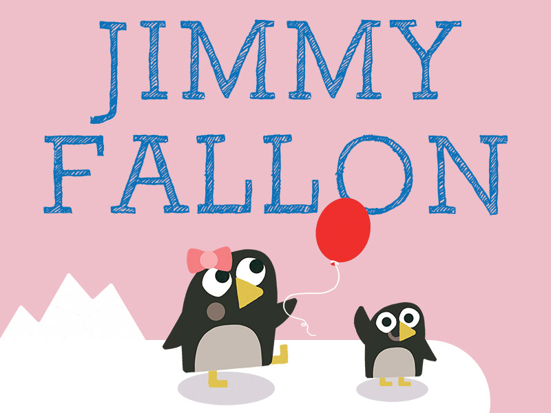 Jimmy Fallon — Everything is MAMA