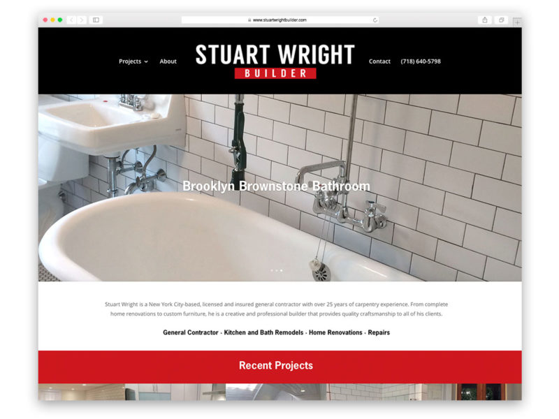 Stuart Wright Builder