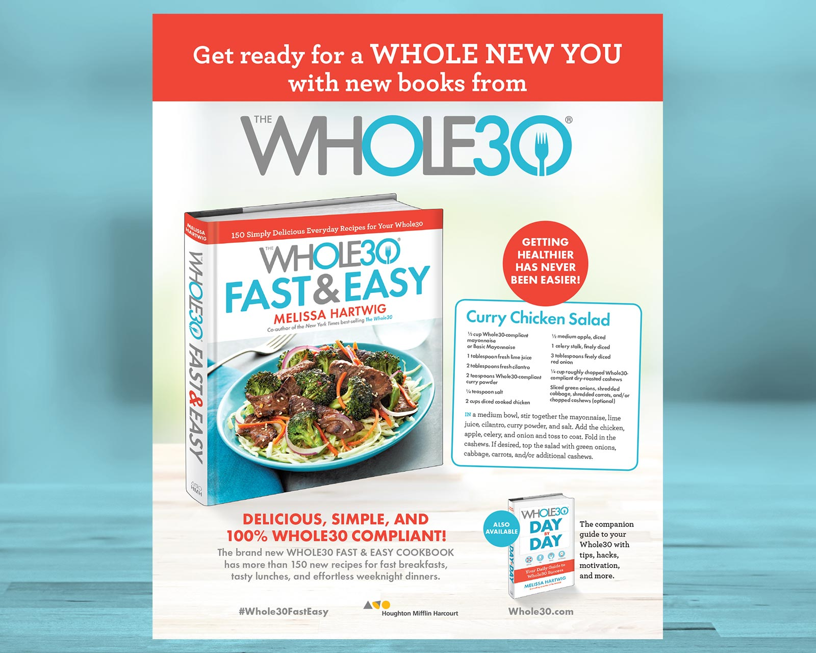 The Whole30 - Fast and Easy - Real Simple magazine