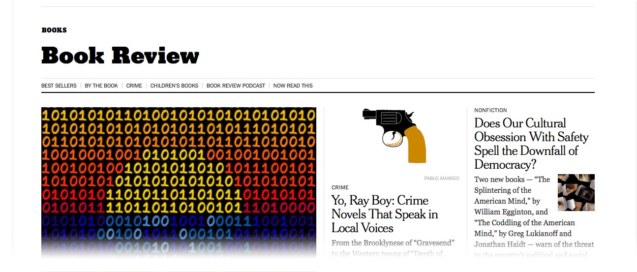 Best American Infographics New York Times