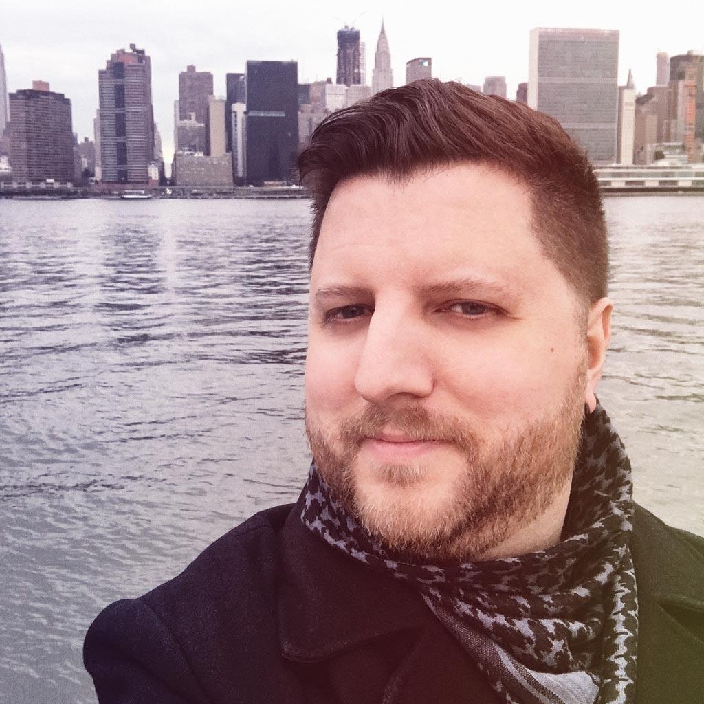 Lawrence Voigtsberger · Creative / Art Director